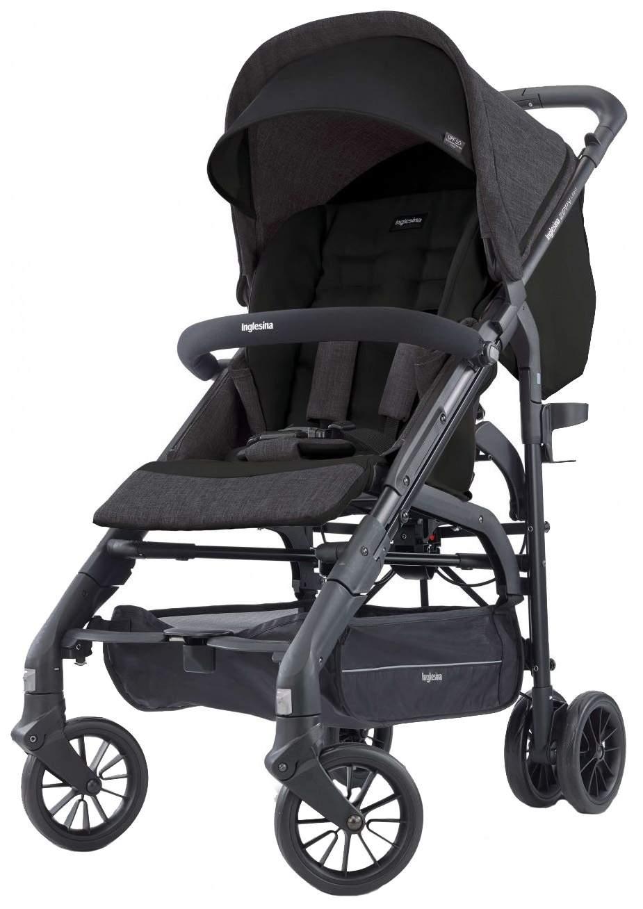 Прогулочная коляска Inglesina Zippy Light VOLCANO BLACK