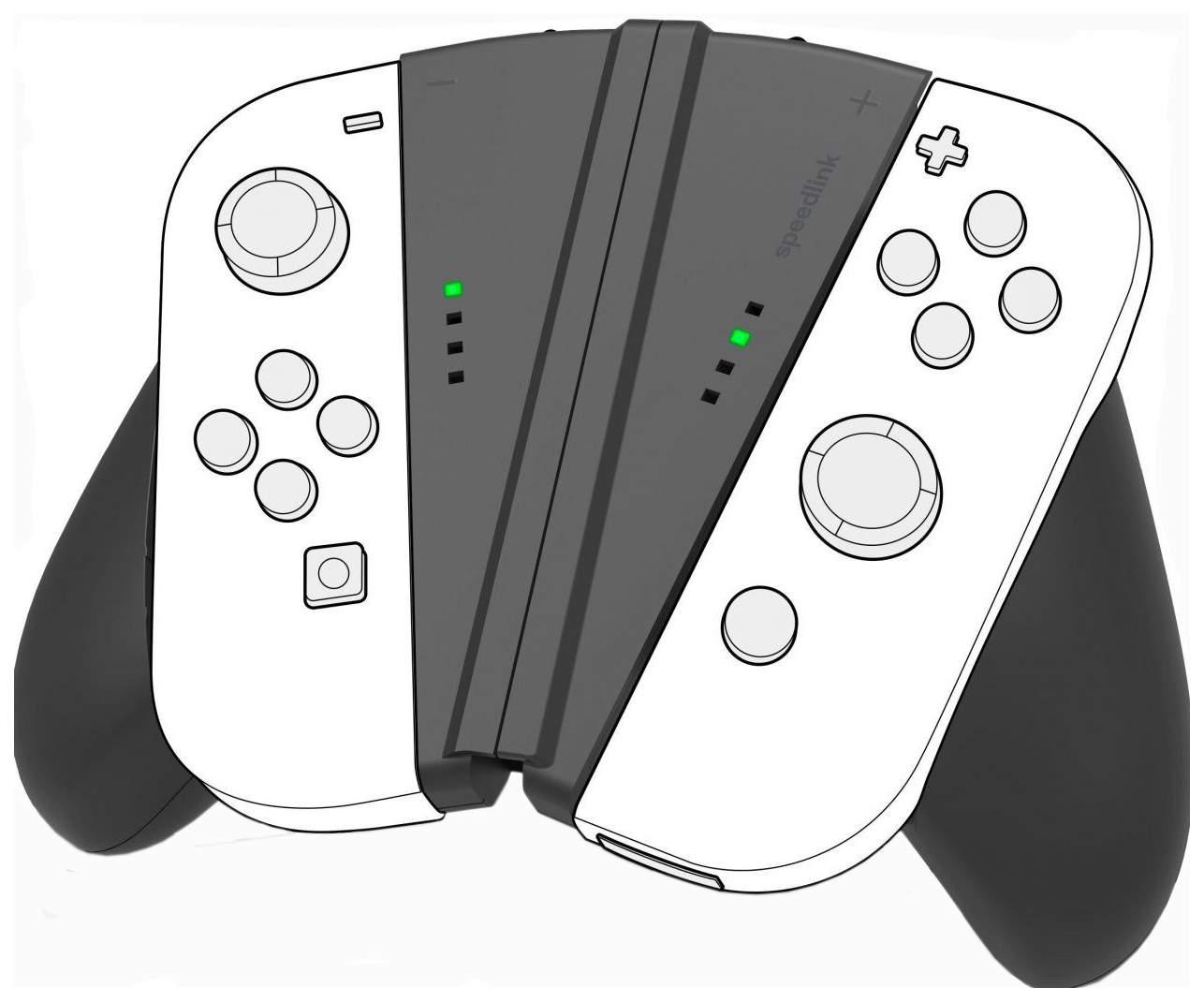 Крепление Speedlink V-Grip для контроллера Joy-Con NS