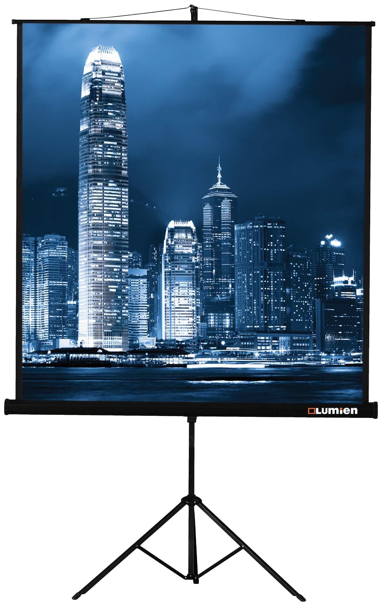 Экран для видеопроектора Lumien Master View LMV-100104