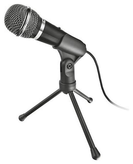 Микрофон Trust Starzz All-round 21671