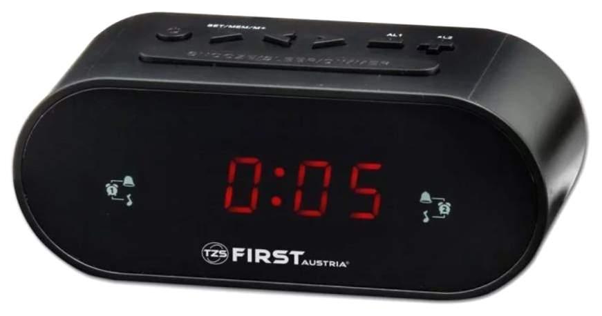 Радиочасы First 2406-5-BA Черный