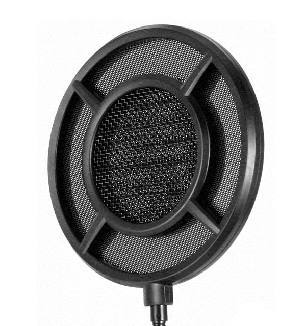 Поп-фильтр для микрофонов Thronmax P1 Black