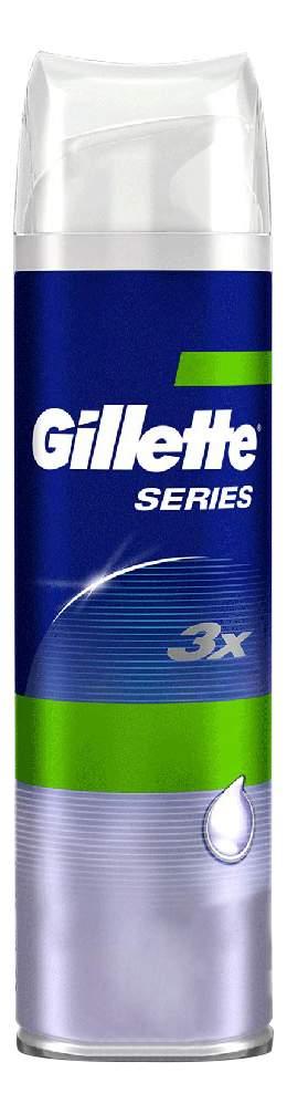 Гель для бритья Gillette Series Для чувствительной кожи 200 мл