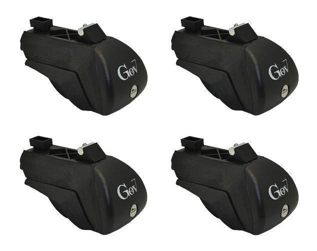 Комплект опор для автобагажника GEV Thor На интегрированные рейлинги 9600
