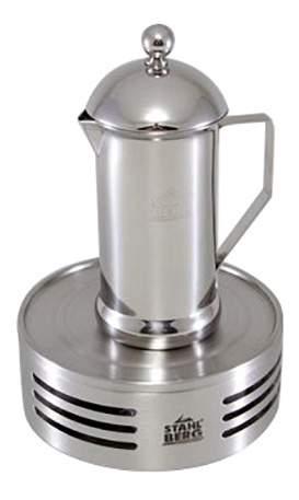 STAHLBERG Кофейник с поршнем 350мл (нерж, сталь)