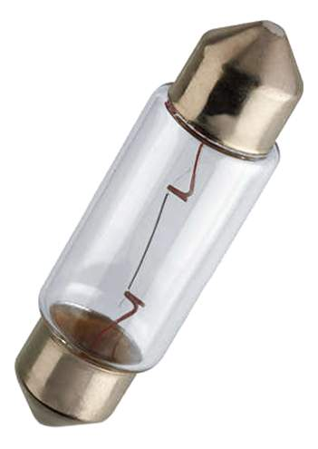 Лампа PHILIPS Vision 10W SV8.5 12854CP