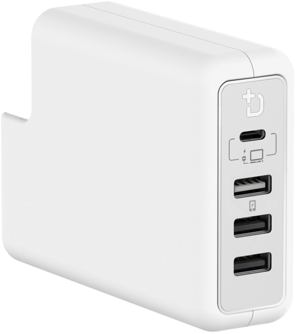 "Док-станция DockCase P1 MC для MacBook Pro 13"" 2016-2018 (White)"