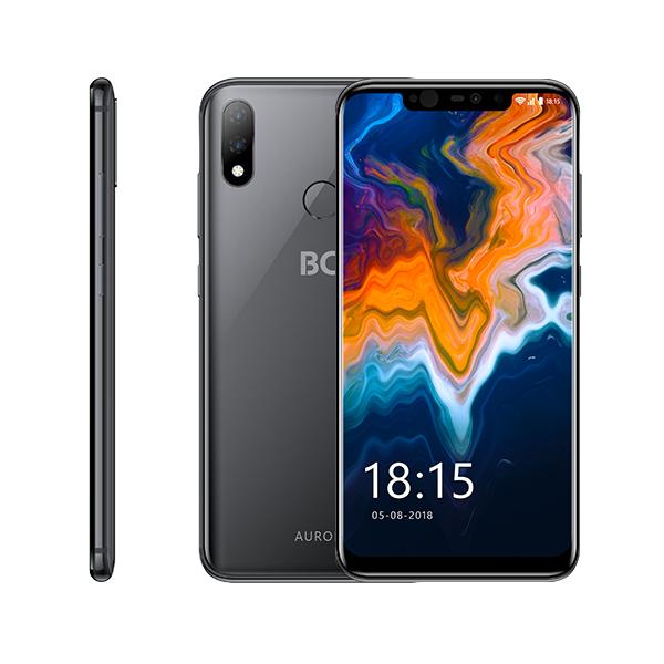 Смартфон BQ BQ-6200L 64Gb Aurora Grey