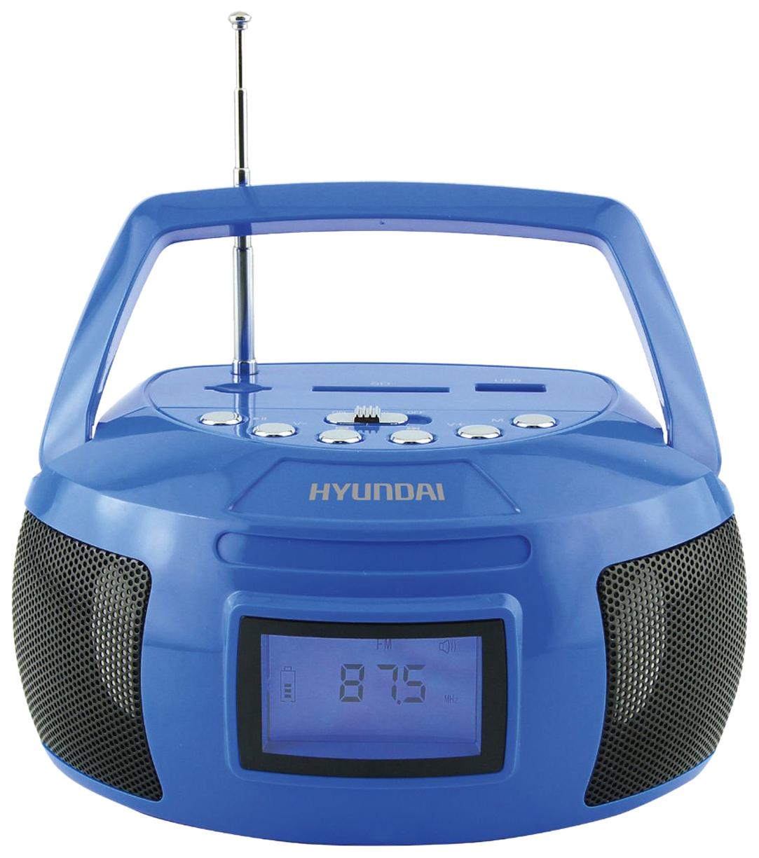Магнитола Hyundai H-PAS160