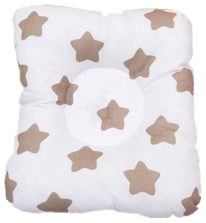 Подушка для кормления и сна AmaroBaby Baby Joy Прянички AMARO-40BJ-PK