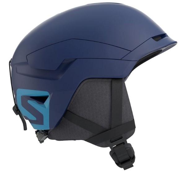 Горнолыжный шлем Salomon Quest Access 2019, синий, M