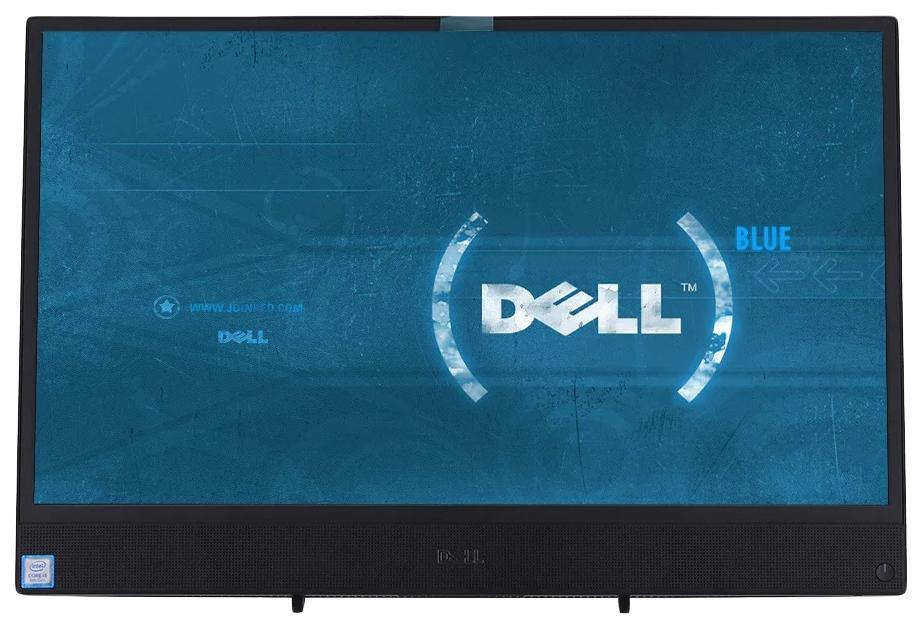 Моноблок Dell Inspiron 3480-4249 Black