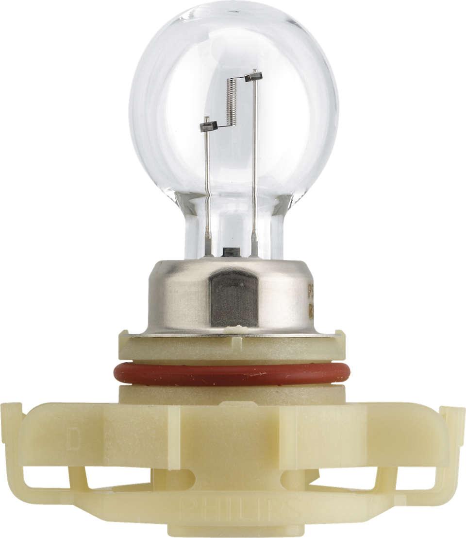 Лампа Накаливания Ps24w 12v 24w Pg20/3 Hiper Vision Philips арт. 12086FFC1