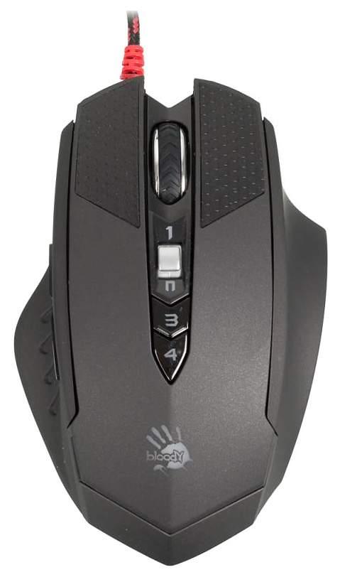 Игровая мышь A4Tech Bloody TL70 Black