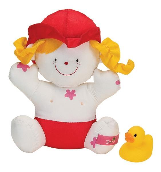 """Игрушка для ванной K'S Kids """"Девочка Julia"""""""