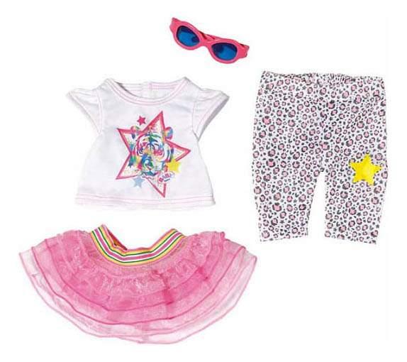 Одежда для прогулки Baby Born Zapf Creation 822-241