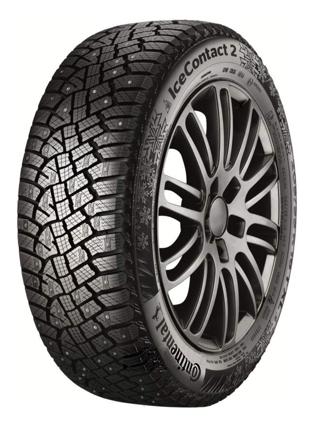 Шины Continental IceContact 2 225/55 R17 101T XL