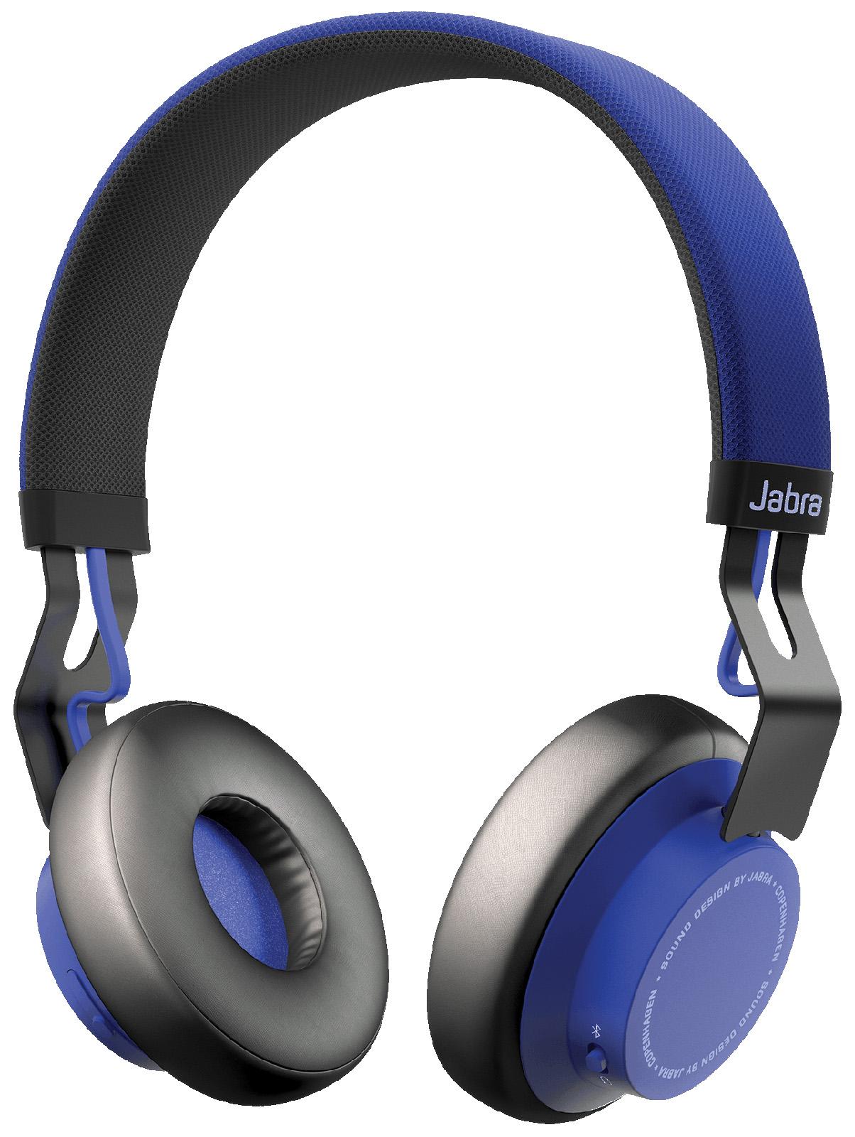 Беспроводные наушники Jabra Move Blue