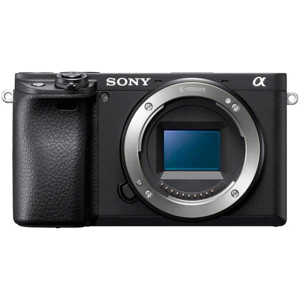 Фотоаппарат цифровой компактный Sony ILCE-6400/B Black