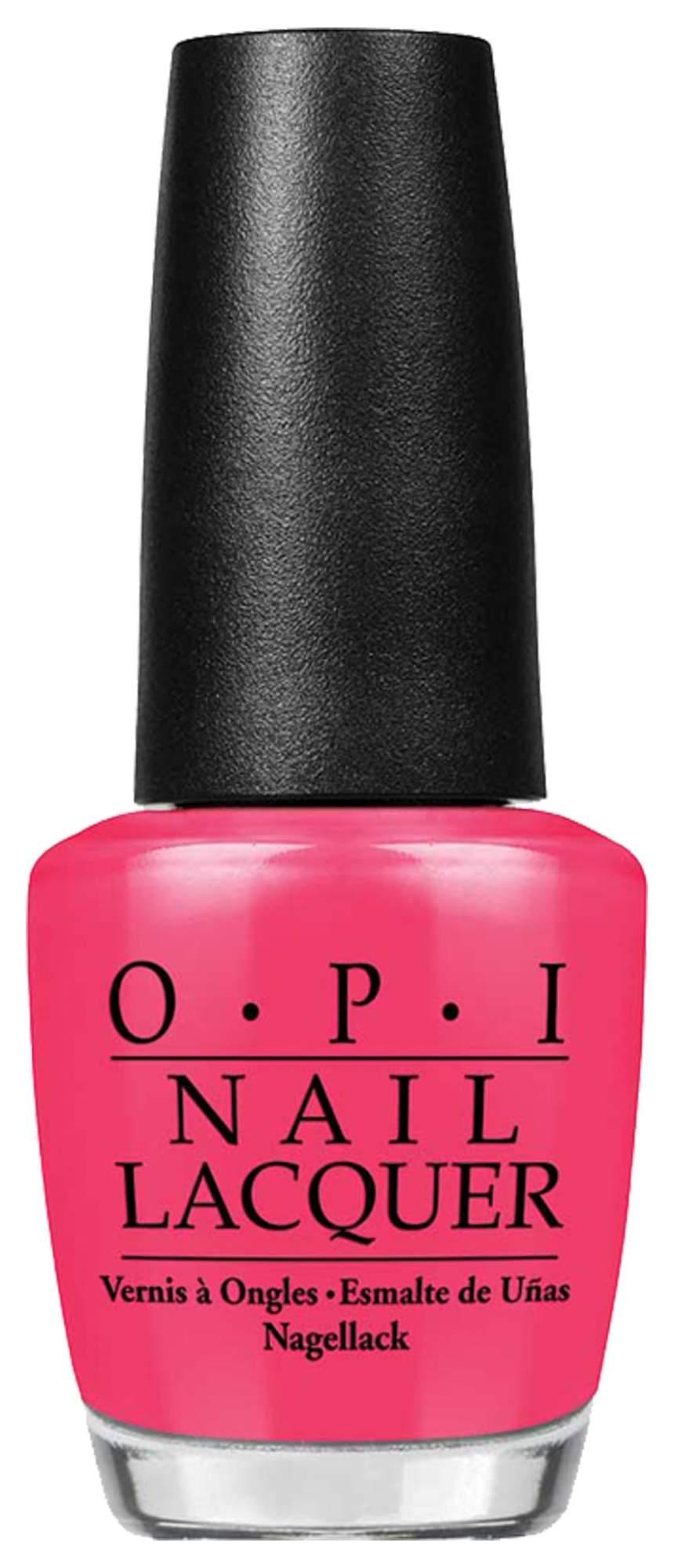 Лак для ногтей OPI Classic Charged Up Cherry 15 мл