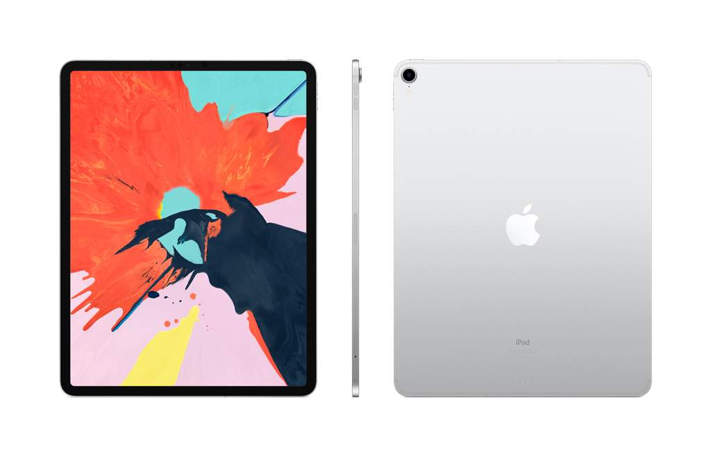 """Планшет Apple iPad Pro Wi-Fi + Cellular 12.9"""" 256GB - Silver(MTJ62RU/A)"""