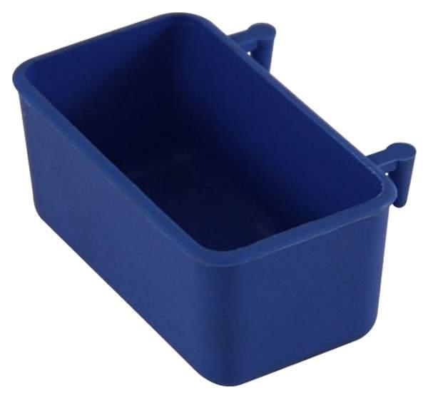 Одинарная миска для грызунов IMAC, пластик, в ассортименте, 0.3 л