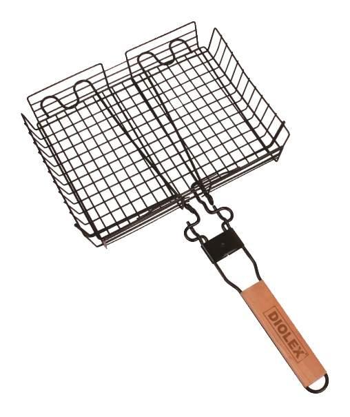 Решетка-гриль DIOLEX, 32*24 см