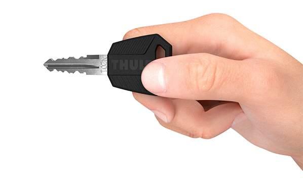 Набор замков для авт. багажника Thule (4 шт)