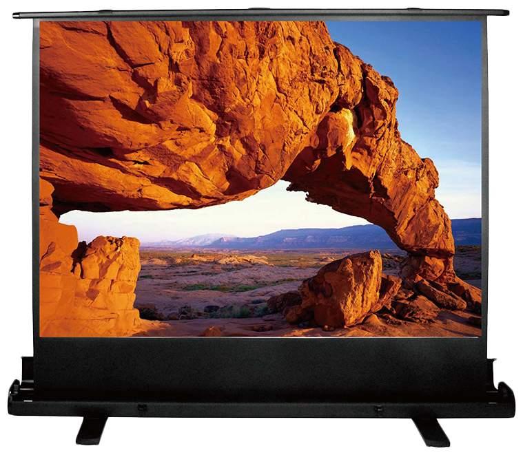 Экран для видеопроектора Cactus FloorExpert CS-PSFLE-120X90