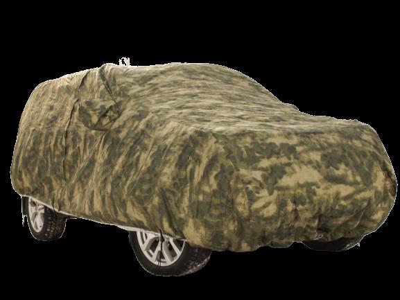 Тент чехол для автомобиля КОМФОРТ для Renault Sandero 2