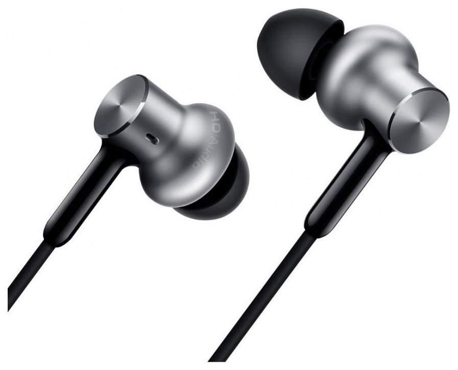 Наушники Xiaomi In-Ear Headphones Pro HD Grey