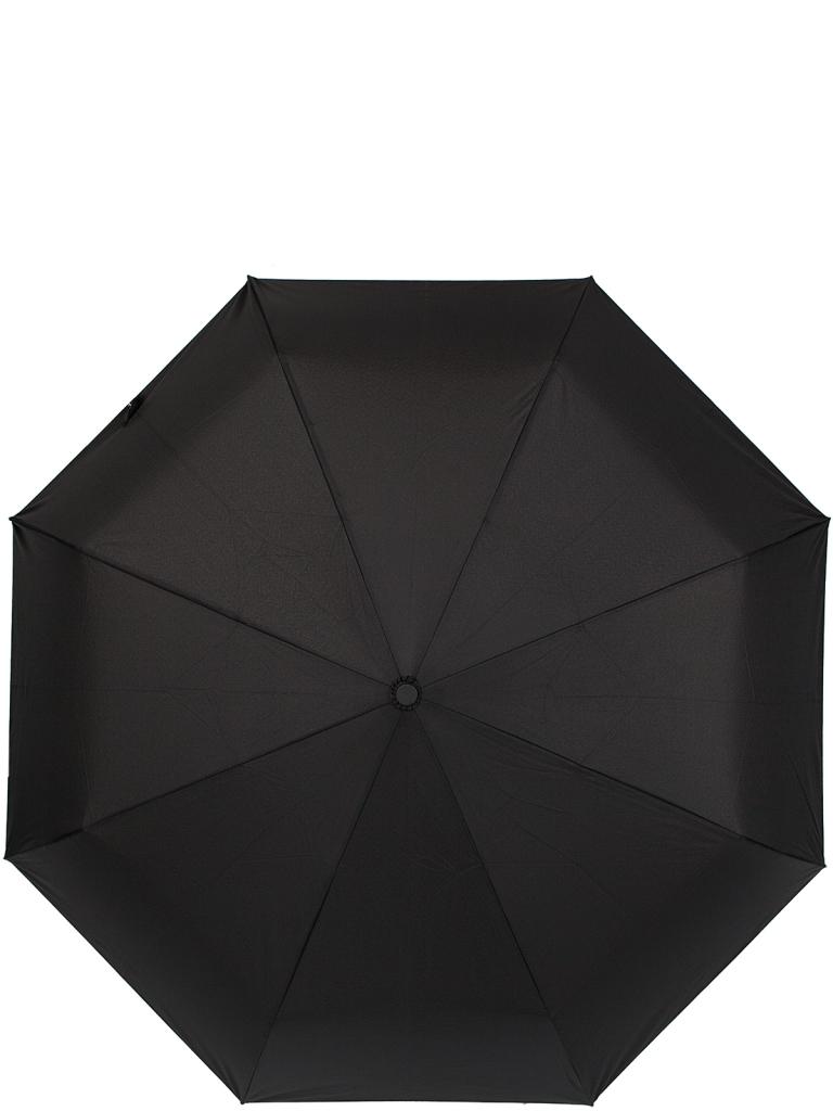 Миниатюра Зонт складной женский автоматический Labbra 01-00026587 черный №3