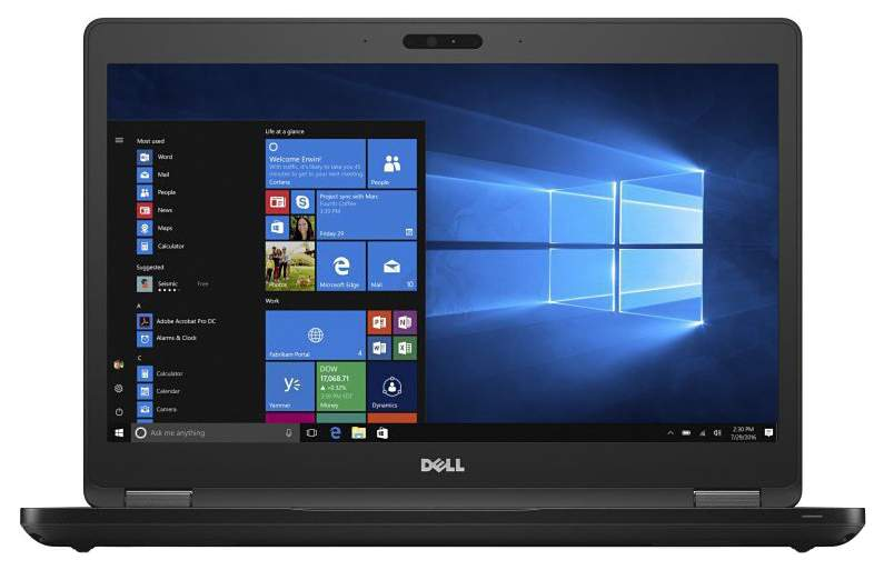 Ноутбук Dell 5580-9217