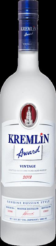 KREMLIN AWARD VINTAGE