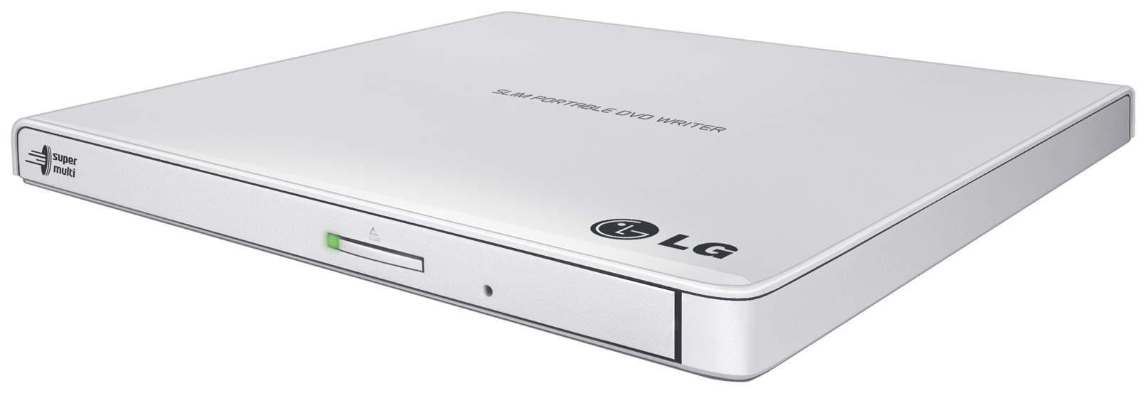 Привод Hitachi-LG Data Storage (GP57EW40) White Retail