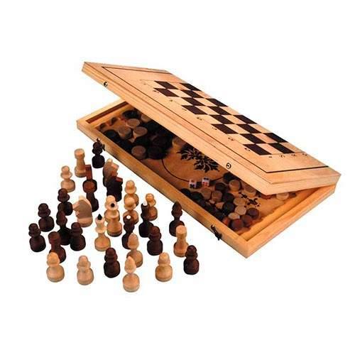 Игра 3 в 1 дерево 53965