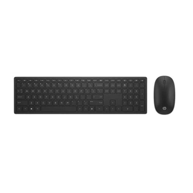 Комплект клавиатура и мышь HP Pavilion 800 Black