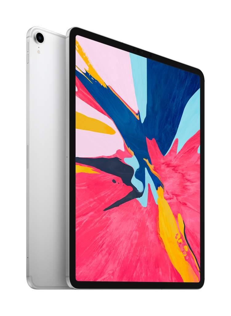 "Планшет Apple iPad Pro Wi-Fi + Cellular 12.9"" 512GB - Silver(MTJJ2RU/A)"