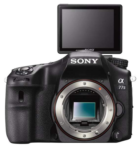 Фотоаппарат цифровой зеркальный Sony Alpha ILCA-A77 II Kit 16-50 Black (ILCA-77M2Q) Black