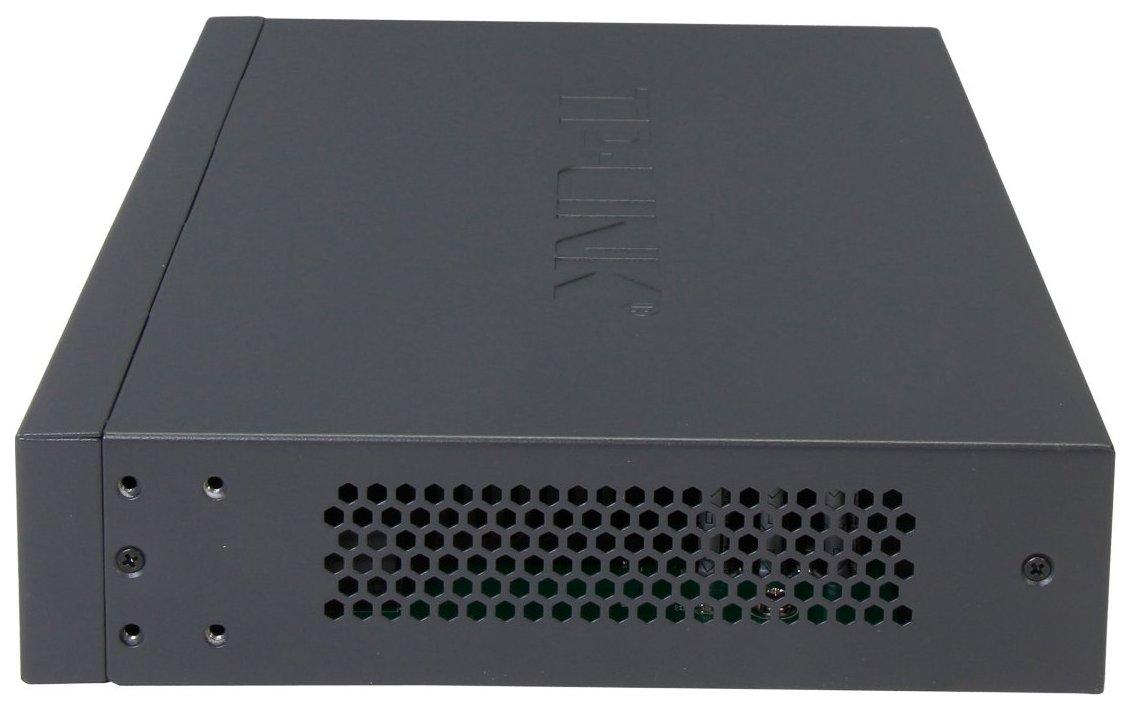 Коммутатор TP-LINK TL-SG1024D Черный