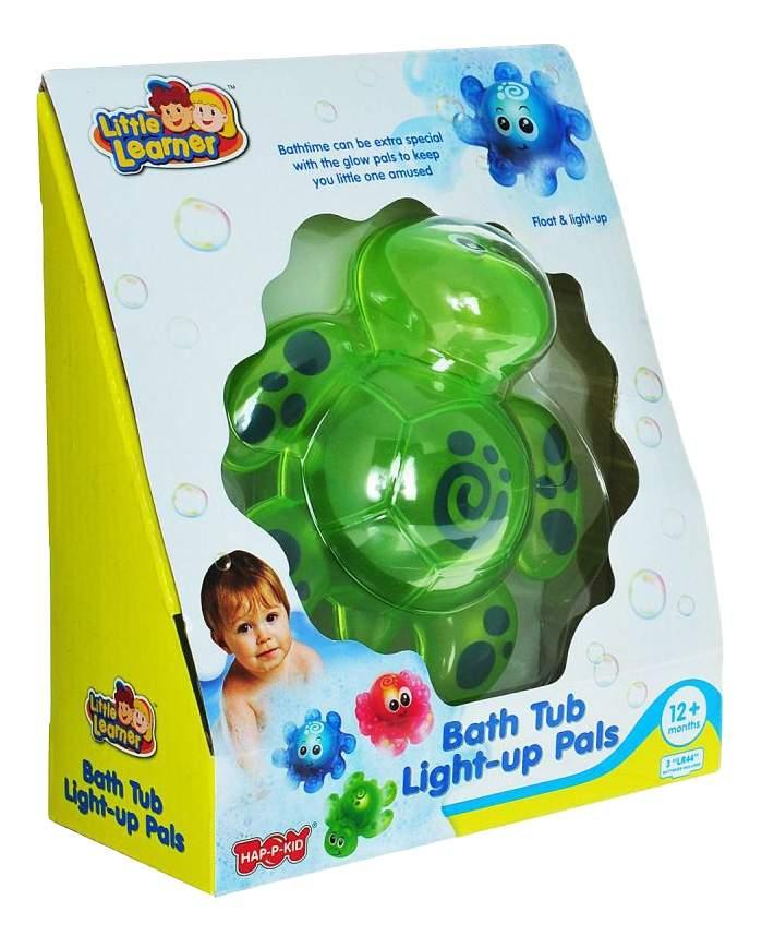 Интерактивная игрушка для купания Happy Kid Toy Черепашка