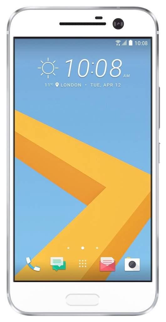 Смартфон HTC 10 Glacier Silver