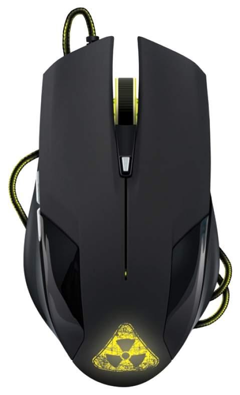 Игровая мышь OKLICK 765G Black
