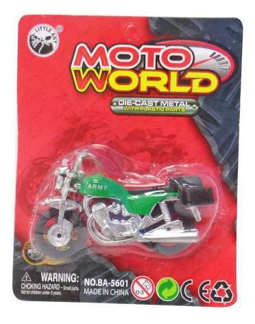Мотоцикл Junfa Toys Moto World