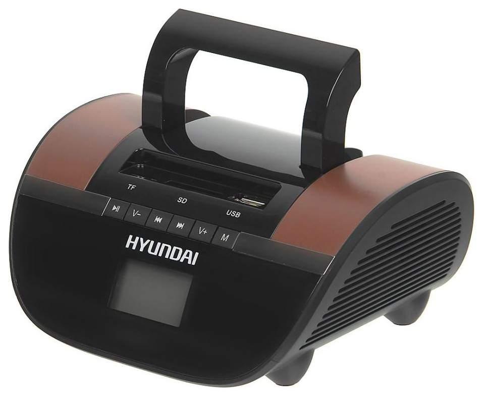 Магнитола Hyundai H-PAS240