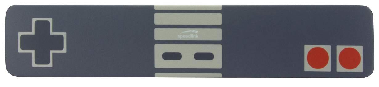Подставка Speedlink под запястье Gamerest для клавиатуры (grey)