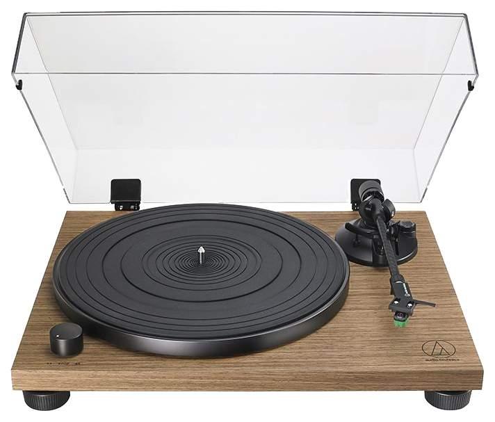Проигрыватель виниловых пластинок Audio-Technica AT-LPW40WN Walnut