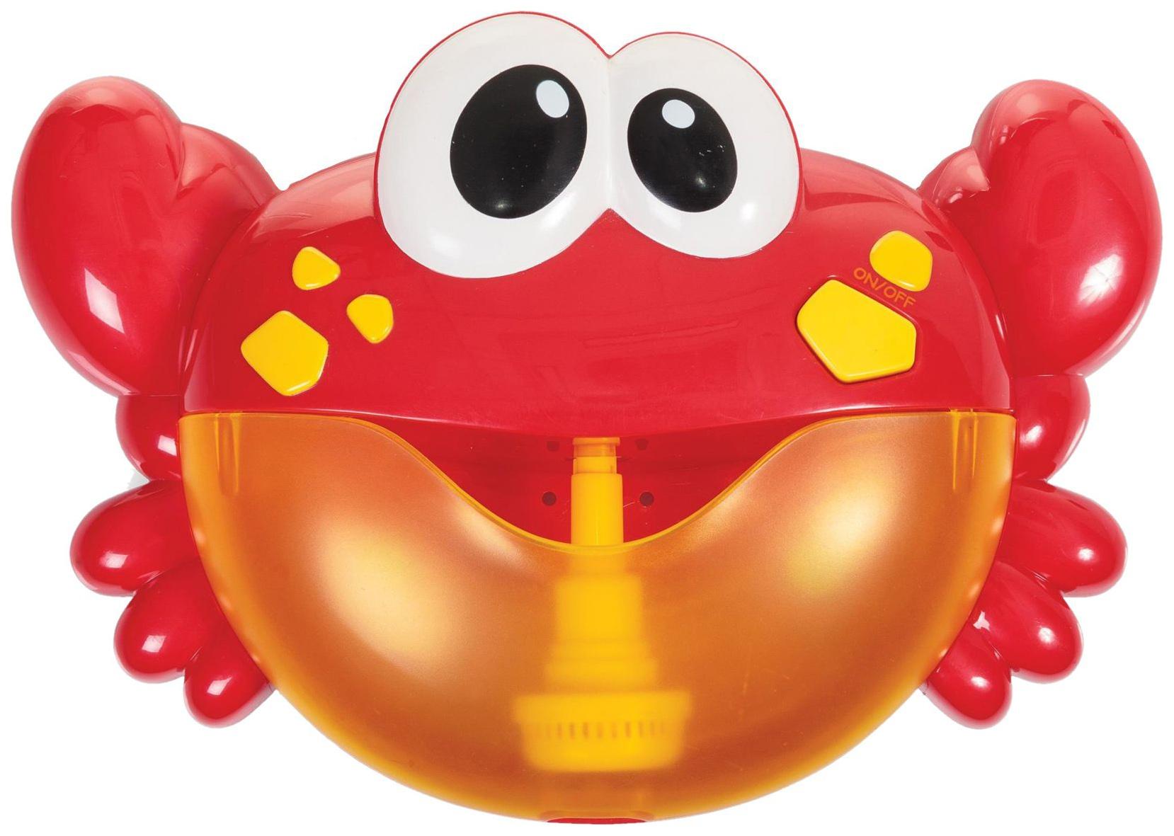 Набор для купания Bubble Crab Крабик 1760346