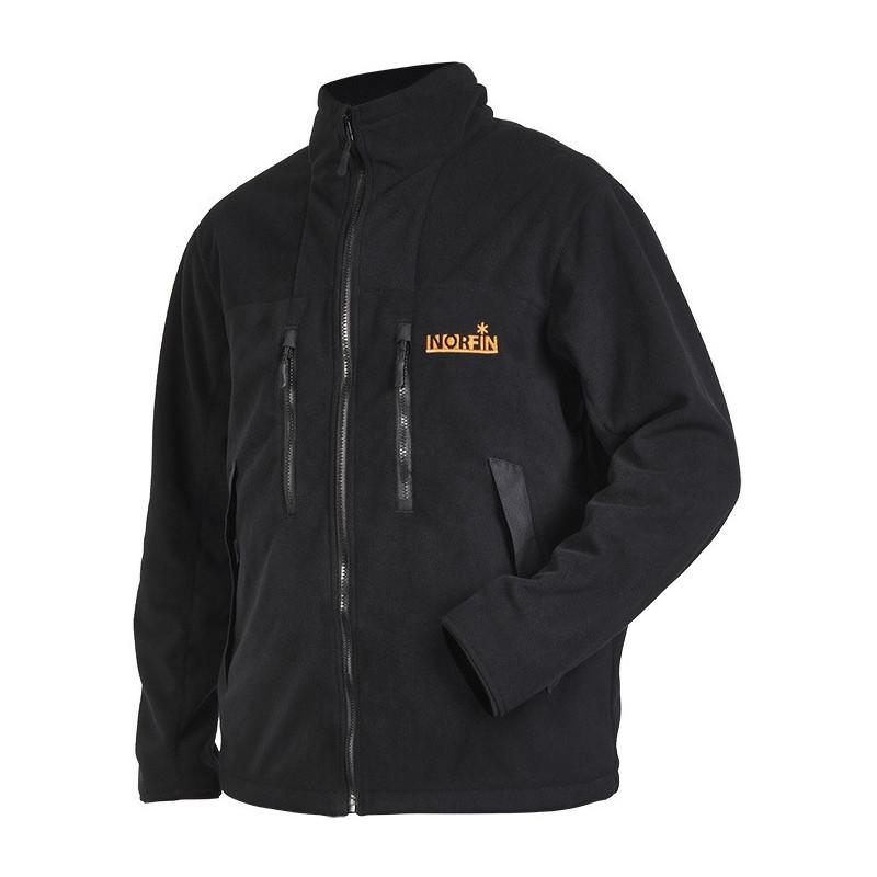 Куртка Norfin Storm Lock, черная, S INT