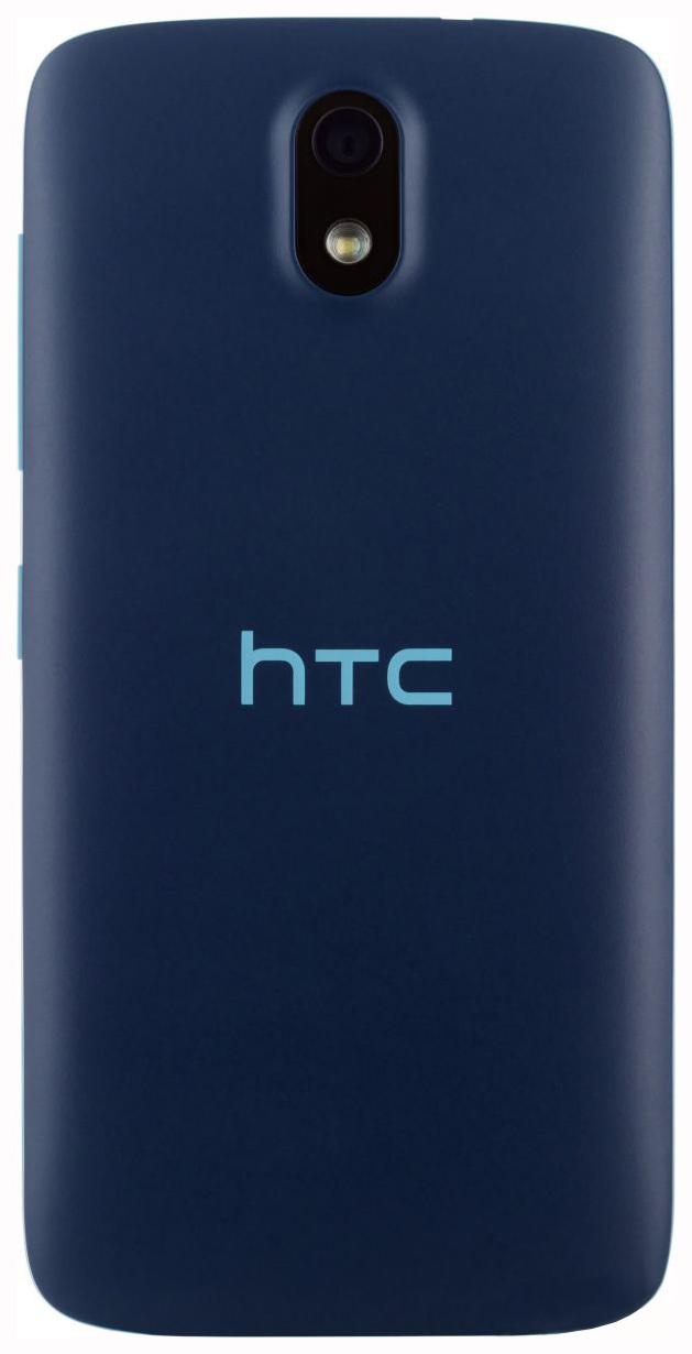 Смартфон HTC Desire 326g Dual Sim Midnight Blue
